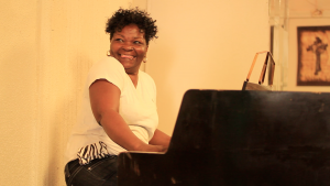 Church Ladies Get Free Piano 2